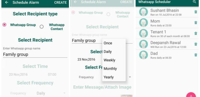 Cómo programar mensajes en WhatsApp para que se envíen automáticamente
