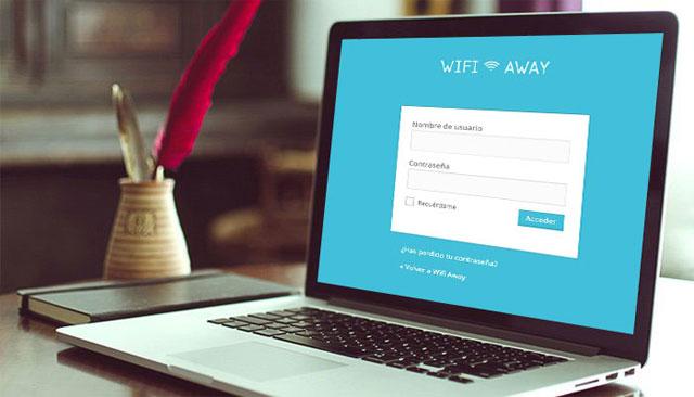 WifiAway, internet donde quieras sin contratos ni instalación